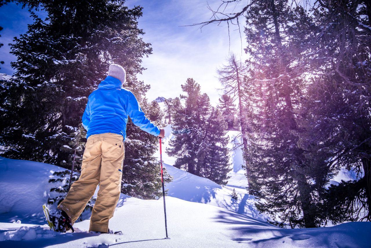 Gasteinertal im Winter